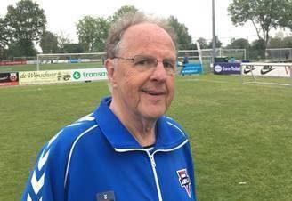 Afscheid van clubicoon 'Mr Guppen' Harry Visser